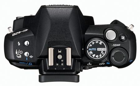 Olympus E-420 DSLR