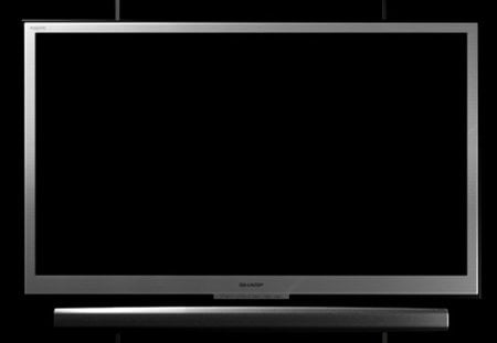 Sharp LC-XS1 LCD TV