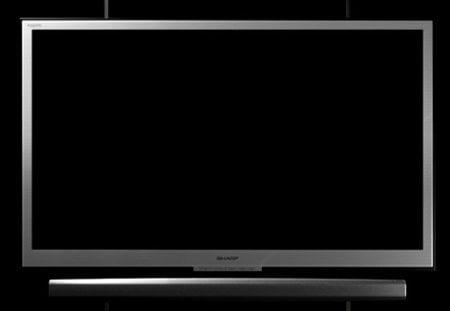 Sharp LC-XS1 LCD TV