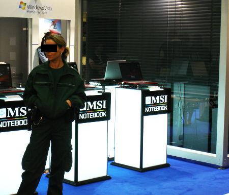 MSI security