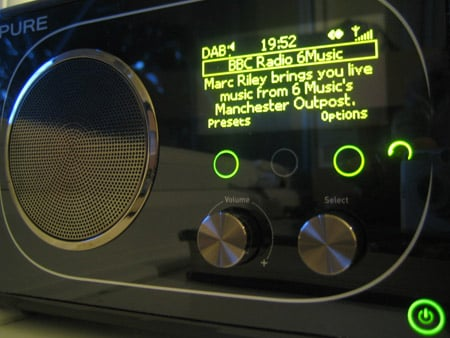 Pure Digital Evoke Flow internet radio