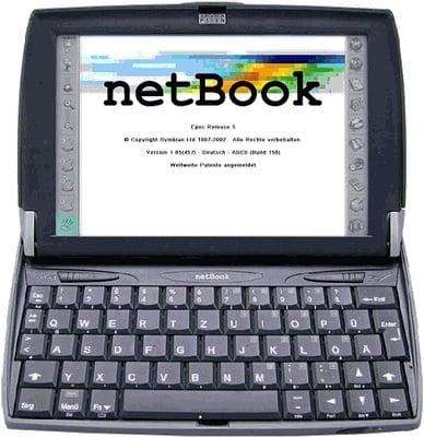 Psion NetBook/Series 7