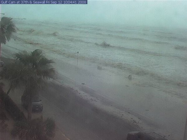 Gulf coast webcam image