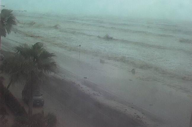 Gulf coast webcam image