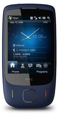 HTC unveils 3G touch-phone, 2.5G alternative • The Register