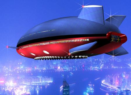 The 'Aeroscraft' concept