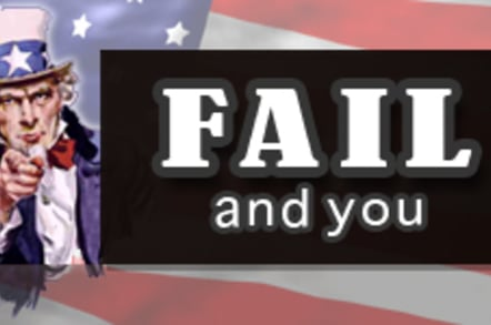 Fail and You