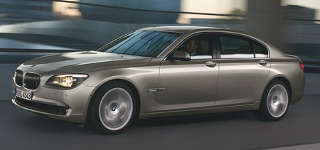 BMW 750li / ActiveHybrid