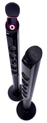 Voix MPX 2.1 tower speakers