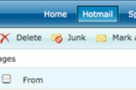 Old Hotmail
