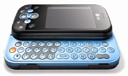 LG KS360 sliderphone