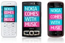 Nokia Comes Wit Music