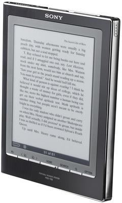 Sony PRS-700 Reader