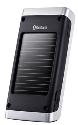 LG HFB-500 solar Bluetooth car kit
