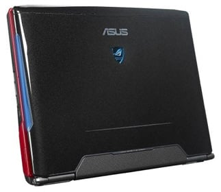 Asus G71 quad-core gaming laptop