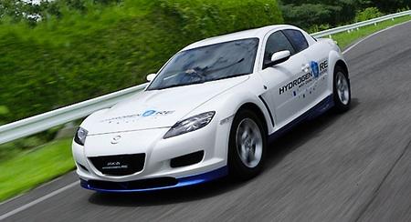 Mazda RX-8 Hydrogen RE