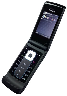 Nokia 6650 clamshell