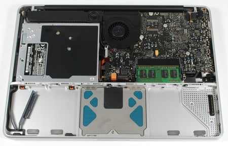 Inside the new MacBook