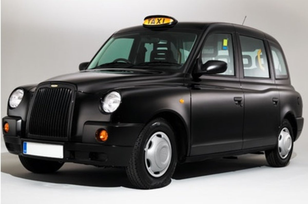 Uk Taxi Car: Uber Is Killing Off Iconic Black Cabs, Warns Zac Goldsmith