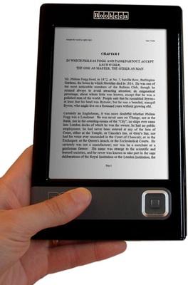 Bookeen CyBook