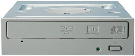 Pioneer DVR-116 DVD-RW Mac