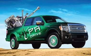 Ford F150 pick-up