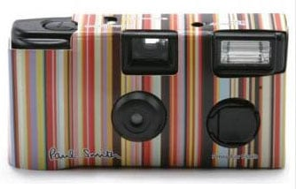 Paul_Smith_disposable_camera