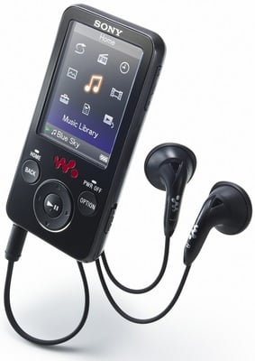 Sony Walkman NWZ-E436F music and video player • The Register