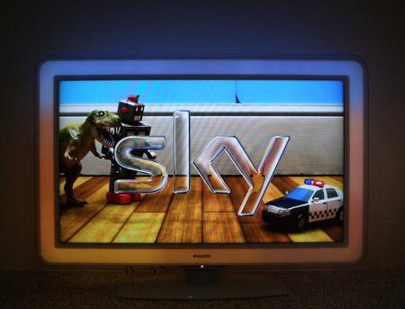Philips Aurea II 42PFL9903 42in LCD TV