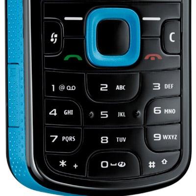 Nokia 5320 XpressMusic candybar mobile phone