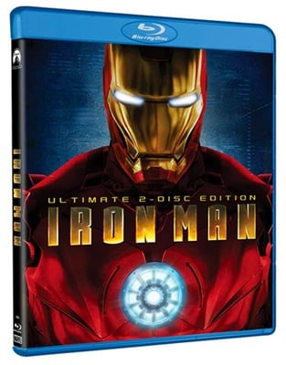 Blu-ray Iron Man