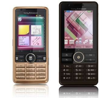Sony Ericsson G700 and G900