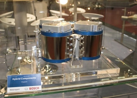 Bosch KERS flyweel