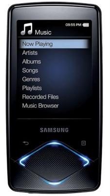 Samsung YP-Q1
