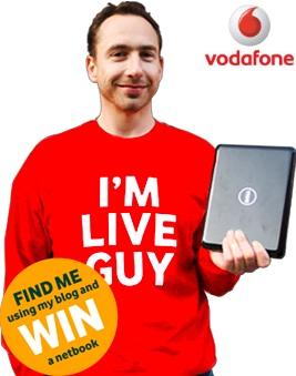 Vodafone Liveguy