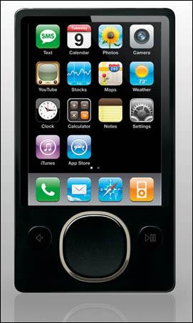 Zune-iPhone mash-up