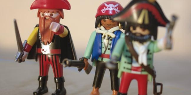 Somali pirates storm the box