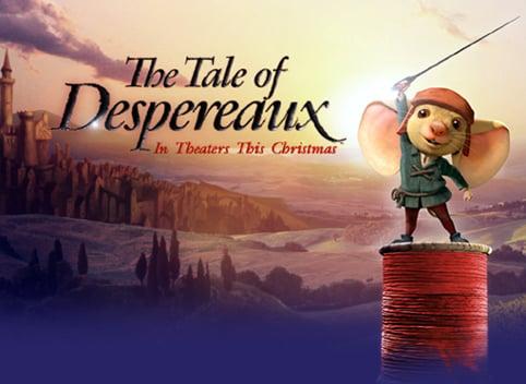 Despereaux publicity image