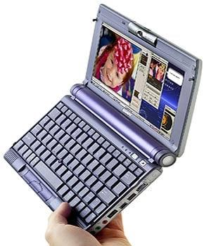 Sony Vaio PictureBook C1VN