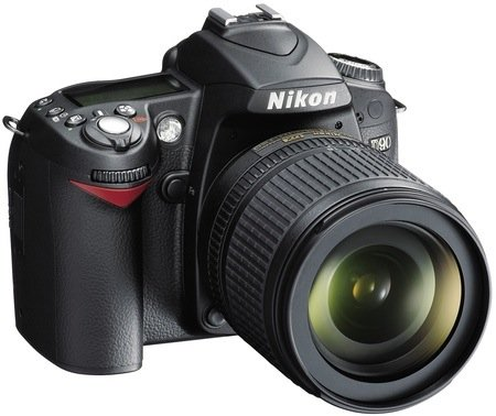 Test Driving Nikon D90 Video With 10 >> Nikon D90 Digital Slr With Hd Video Recording The Register