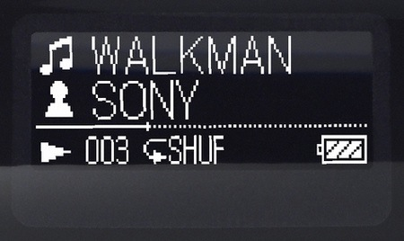 Sony NWZ-B135F