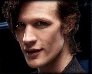 Matt Smith. Pic: BBC