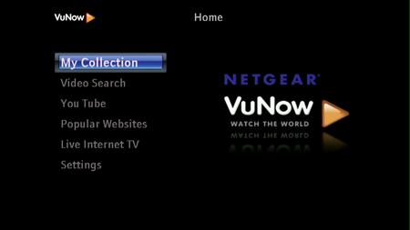 Netgear ITV2000
