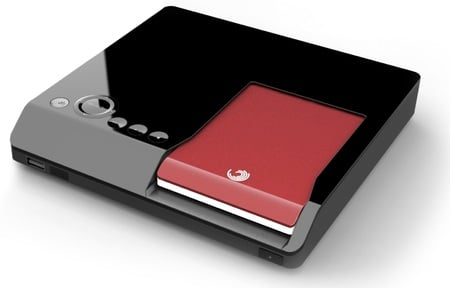 Seagate FreeAgent Theater