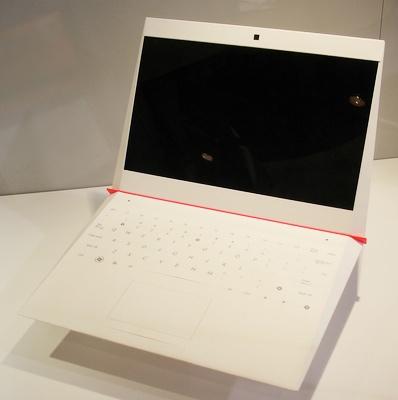 Asus concept laptop
