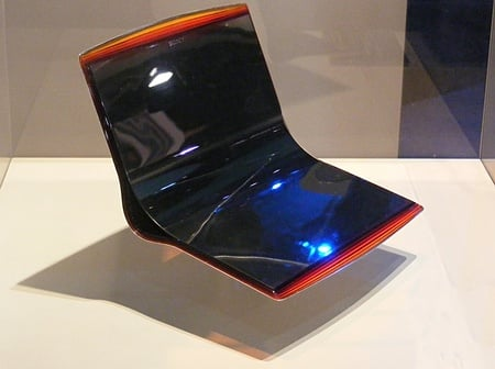 Sony Flex OLED concepts