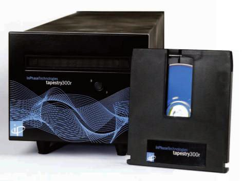 InPhase Tapestry holographic drive