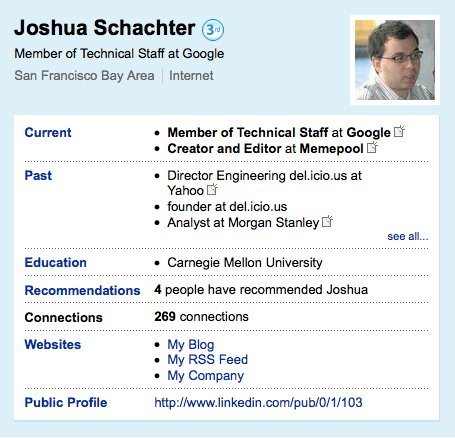 Josh Schachter