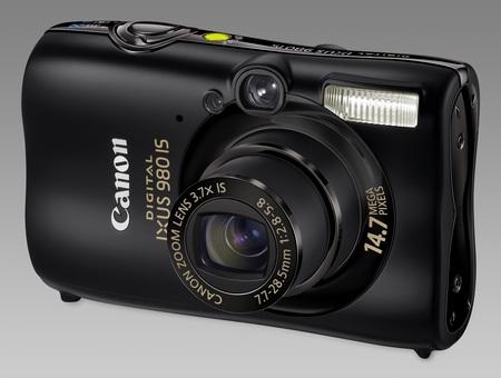 Canon Digital Ixus 980