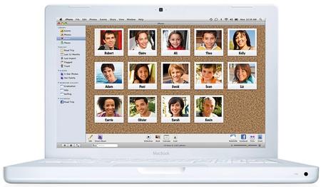 Apple's white Macbook